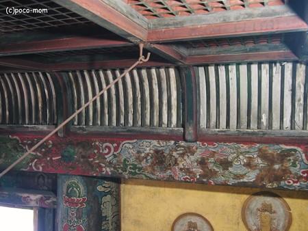 法観寺 五重塔 八坂の塔の内部2014年05月04日_P5040862