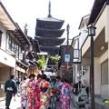 写真: 法観寺 八坂塔 P9241242