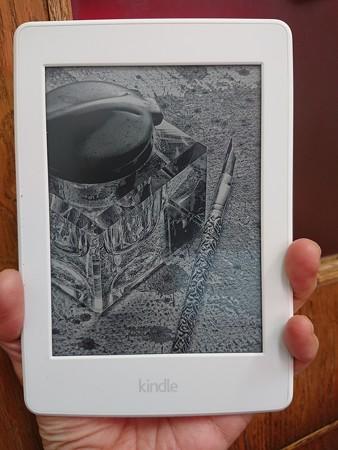 Kindle Paperwhite Wi-Fi + 3G、ホワイト  DSC_0427