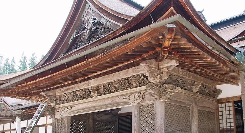 2010年08月14日高野山金剛峯寺大玄関