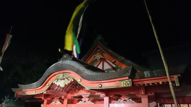 平成27年青島神社新春の禊 裸まいり前夜祭14