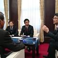 Photos: TEGEVAJAROMIYAZAKI知事表敬訪問2