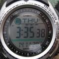 Photos: 釣り用時計