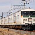 Photos: 快速早春成田初詣号 9823M