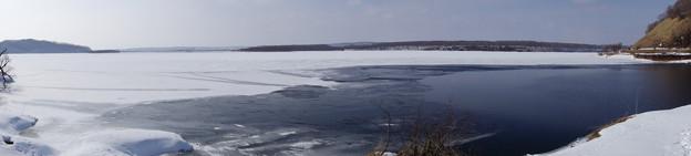 凍てつくシラルトロ湖