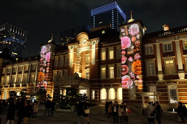 東京駅丸の内中央口