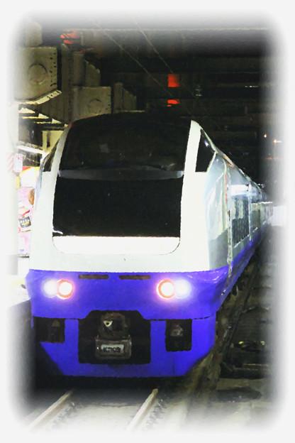 上野駅 特急 フレッシュひたち
