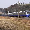 Photos: 常磐線 高浜-石岡 特急フレッシュひたち