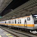 新宿駅 中央特快