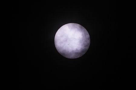 ISS 日面通過2011/05/06 002-1