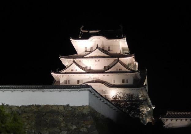 17-姫路城イルミ-0029