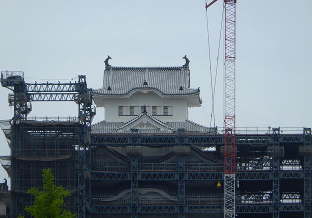 17-姫路城平成の修理-0034