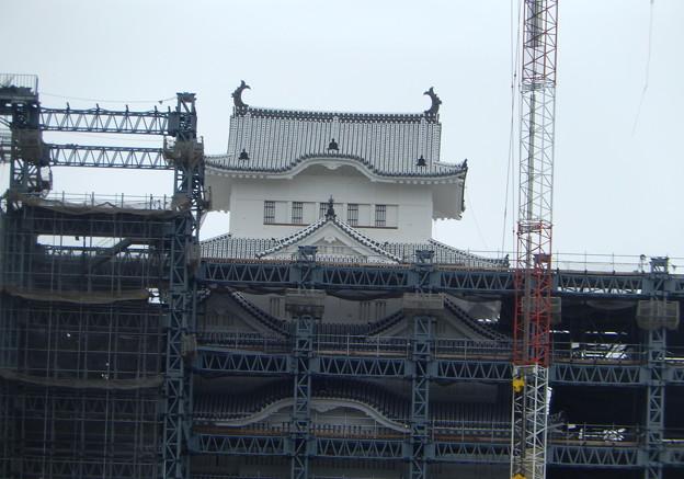17-姫路城平成の修理-0037
