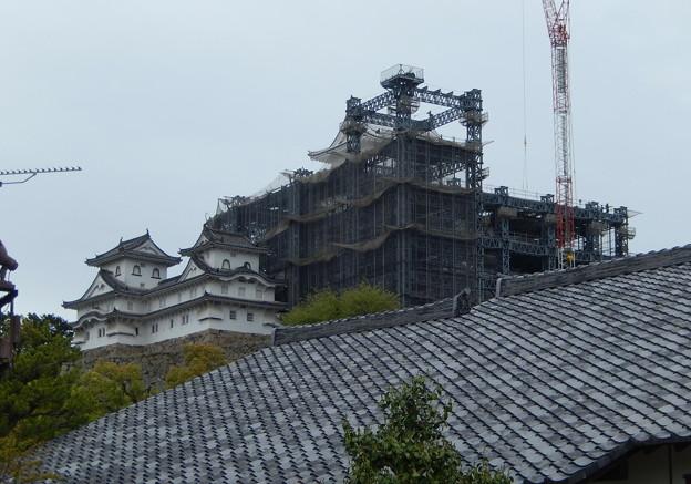 17-姫路城平成の修理-0038