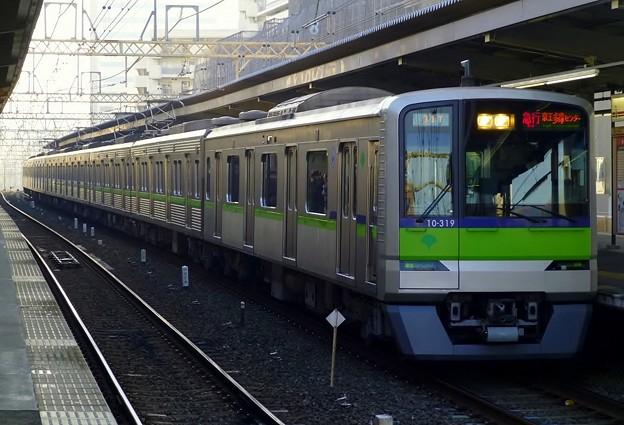 都営10-300R形10-310F(1805レ)急行KO41京王多摩センター