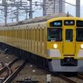9000系9107F(3112レ)快速SI01池袋