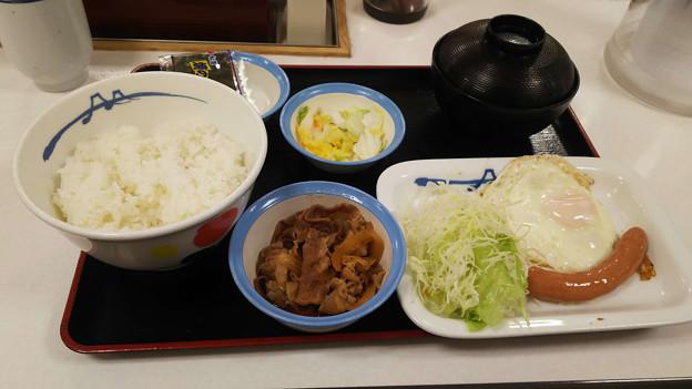 写真: 20171118_松屋_0450