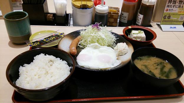 20180109_松のや朝定食_2025