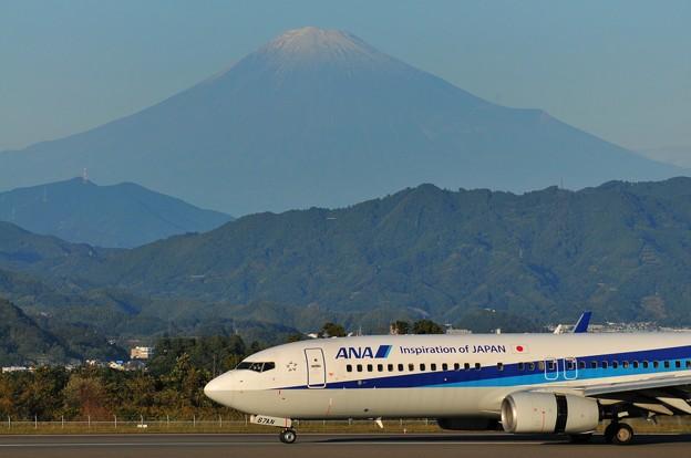 静岡空港 ANA1264