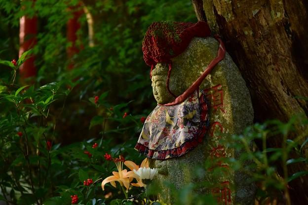 Photos: 石仏さま