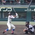 Photos: 勝負!