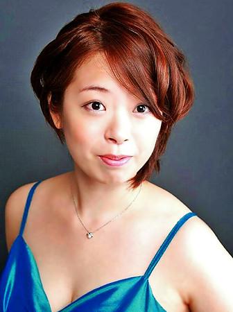 中林嘉愛 なかばやしかあい 声楽家 オペラ歌手 ソプラノ