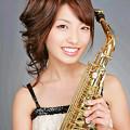 写真: 高橋礼奈 たかはしれな サックス奏者  Rena Takahashi