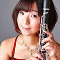 写真: 坂口あかり さかぐちあかり  クラリネット奏者        Akari Sakaguti