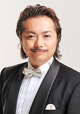 増原英也 ますはらひでや 声楽家 オペラ歌手 バリトン     Hideya Masuhara
