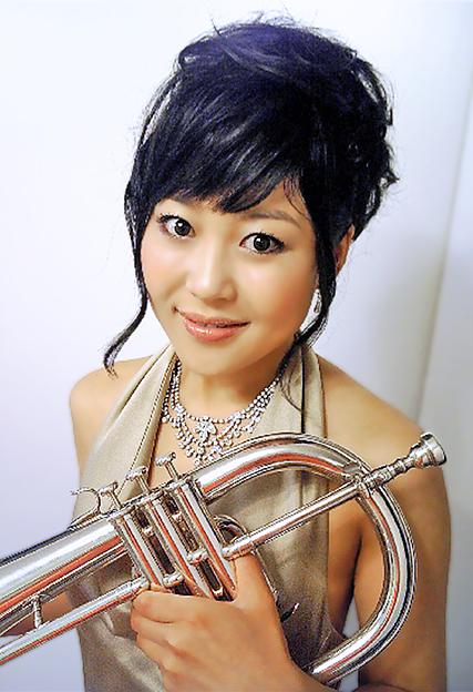 岩月美樹 いわつきみき トランペット奏者  Miki Iwatsuki