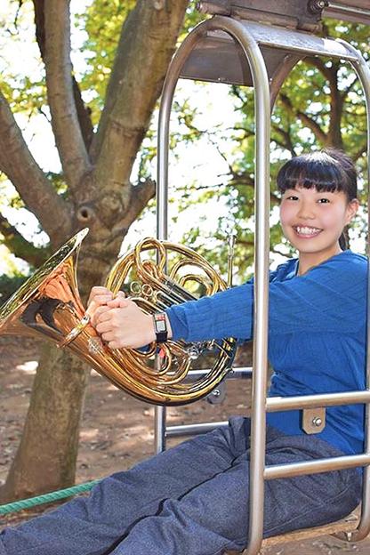 藤井春香 ふじいはるか ホルン奏者  Haruka Fujii