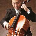 写真: 宮坂俊一郎 みやさかしゅんいちろう チェロ奏者 チェリスト   Shunichiro Miyasaka