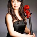 写真: 関根優子 せきねゆうこ チェロ奏者 チェリスト Yuko Sekine