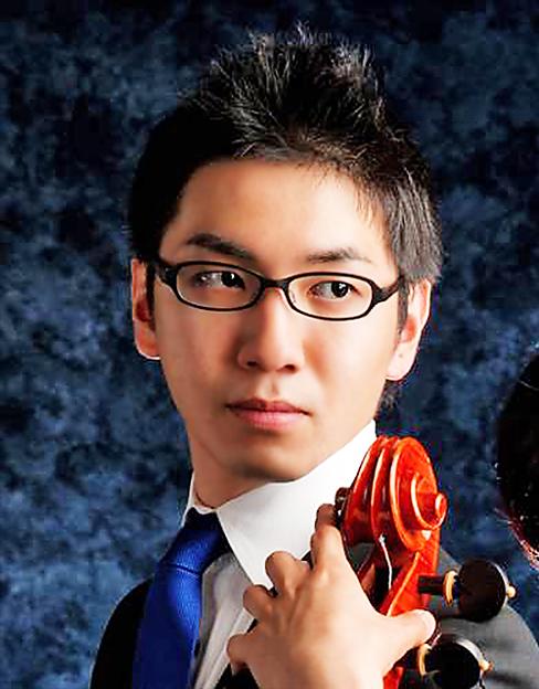 杉田一芳 すぎたかずよし チェロ奏者 チェリスト       Kazuyoshi Sugita