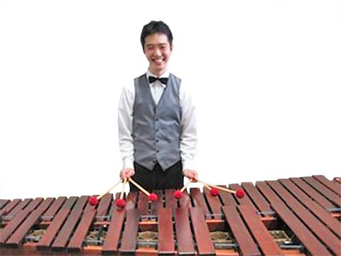 鈴木孝順 すずきたかゆき マリンバ、打楽器奏者 パーカッショニスト Takayuki Suzuki