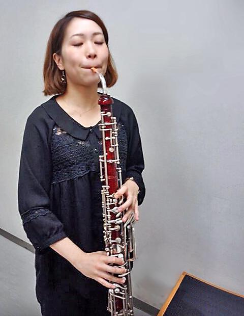 三瓶みおり みかめみおり オーボエ奏者 Mikame Miori