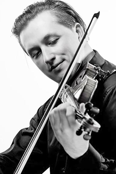 パーヴェル・ミリューコフ ヴァイオリン奏者 ヴァイオリニスト  Pavel Milyukov