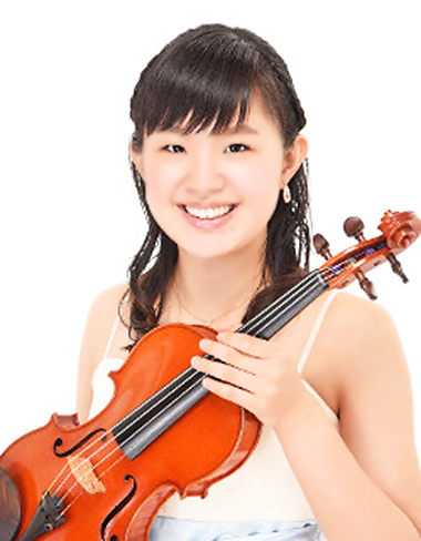 松本理奈 まつもとりな ヴァイオリン奏者 ヴァイオリニスト  Rina Matsumoto