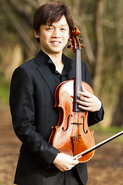 有田朋央 ありたともひろ ヴィオラ奏者  Tomohiro Arita