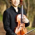 写真: 有田朋央 ありたともひろ ヴィオラ奏者  Tomohiro Arita