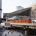 変わりゆく街の風景。(大阪環状線:大阪府)
