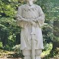 写真: スサノオ像