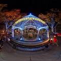 Photos: 2014年11月23日 青葉シンボルロード  イルミネーション 360度パノラマ写真(1) HDR