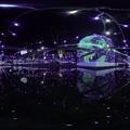 写真: 青葉シンボルロード イルミネーション 360度パノラマ写真〈6〉