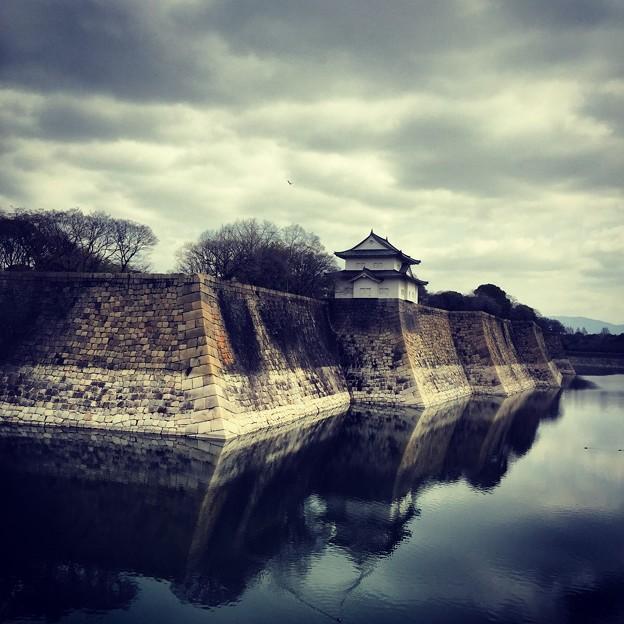 写真: 150228 大坂城01