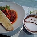 Photos: 秋葉原のガンダムカフェのランチ
