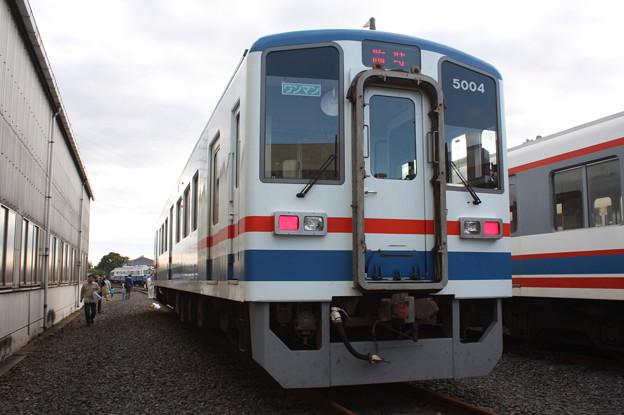 関東鉄道キハ5000形5004
