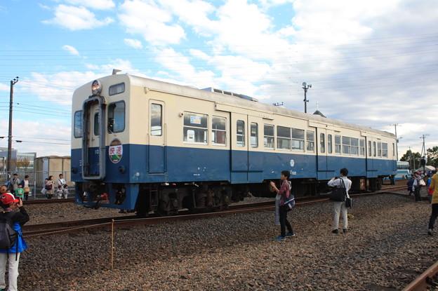 関東鉄道キハ100形102