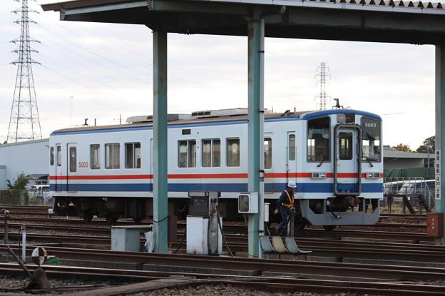 関東鉄道キハ5000形5003