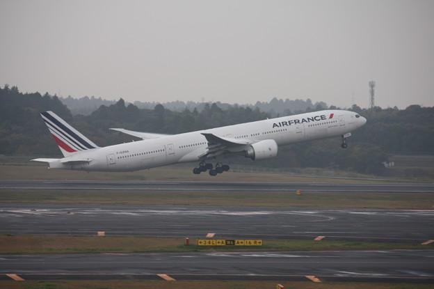 エールフランス航空 B777
